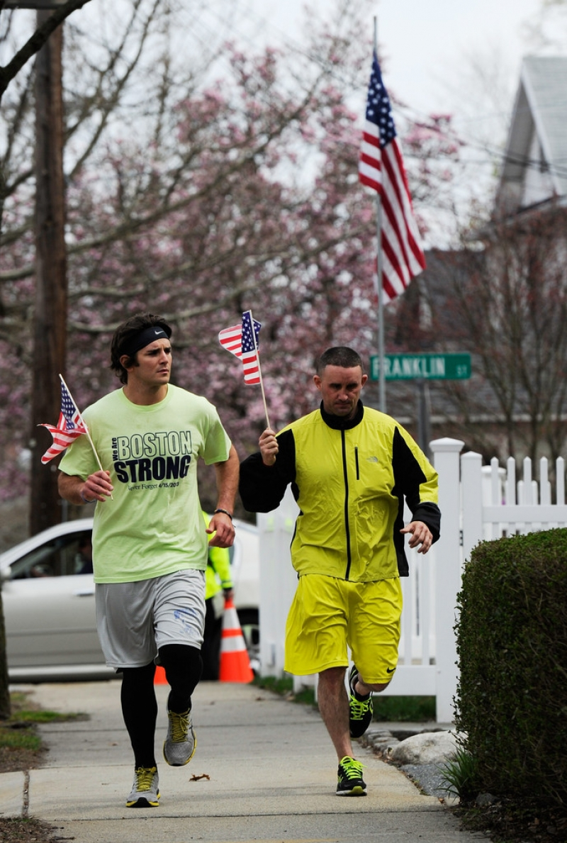 Boston Marathon Bombing Investigation Continues Day After Second Suspect Appr... 35703