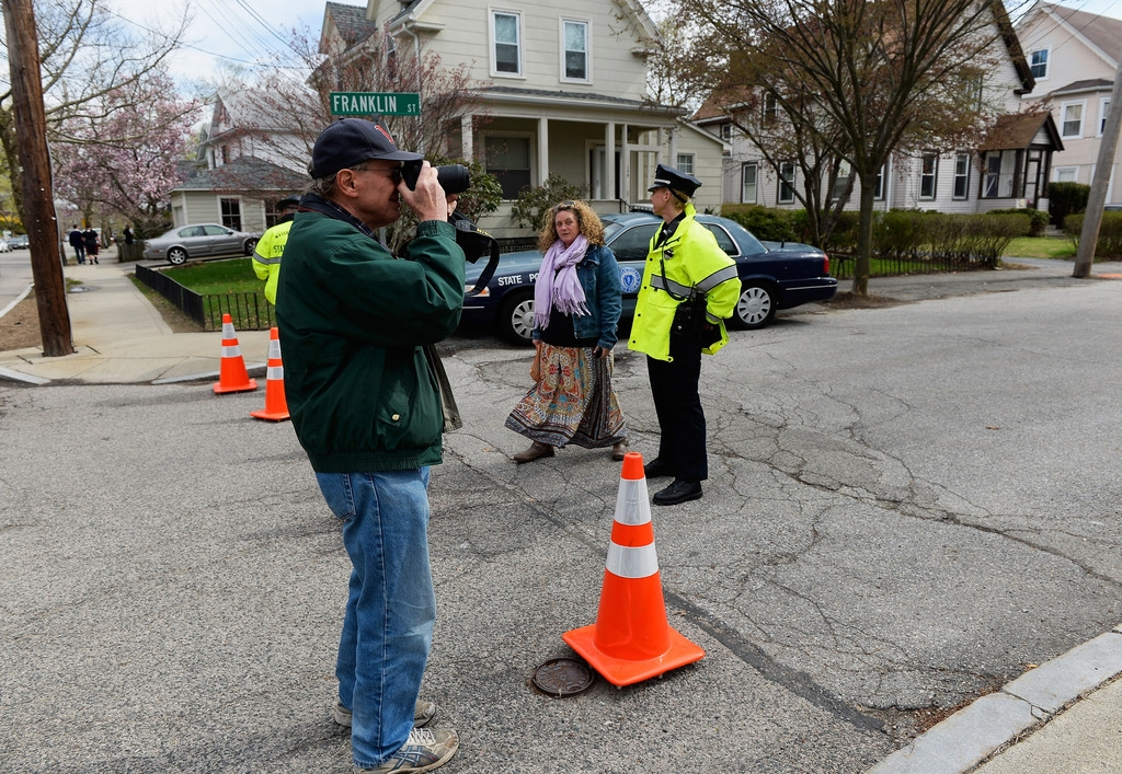 Boston Marathon Bombing Investigation Continues Day After Second Suspect Appr... 35714