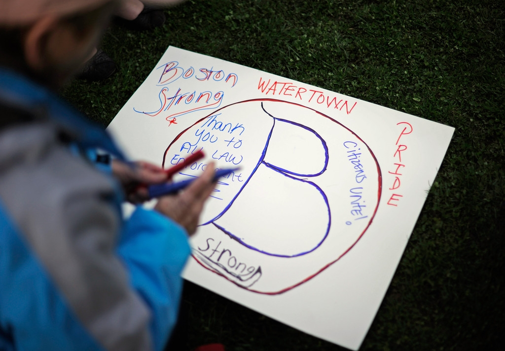 Boston Marathon Bombing Investigation Continues Day After Second Suspect Appr... 35829