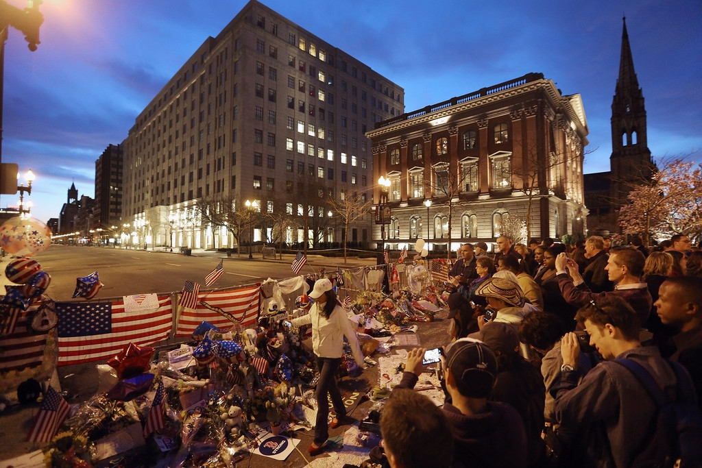 Boston Marathon Bombing Investigation Continues Day After Second Suspect Appr... 35903