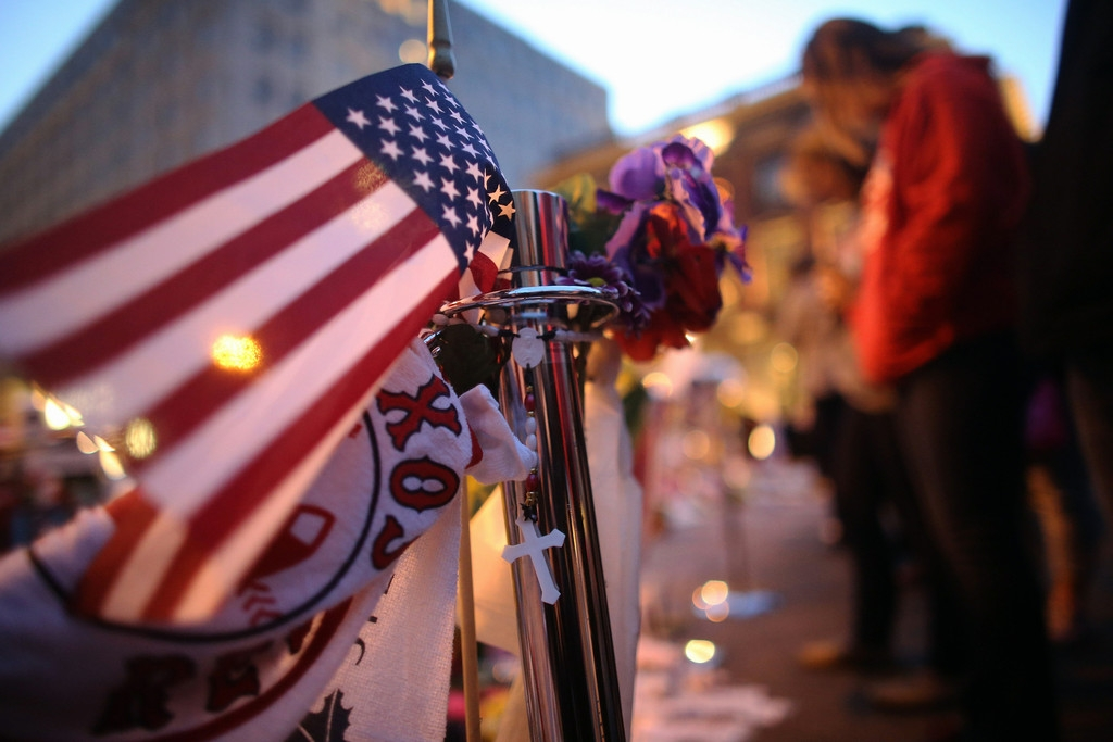 Boston Marathon Bombing Investigation Continues Day After Second Suspect Appr... 35919