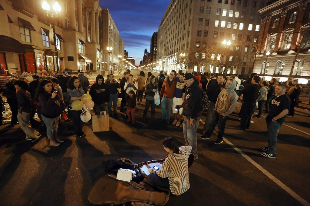 Boston Marathon Bombing Investigation Continues Day After Second Suspect Appr... 35925