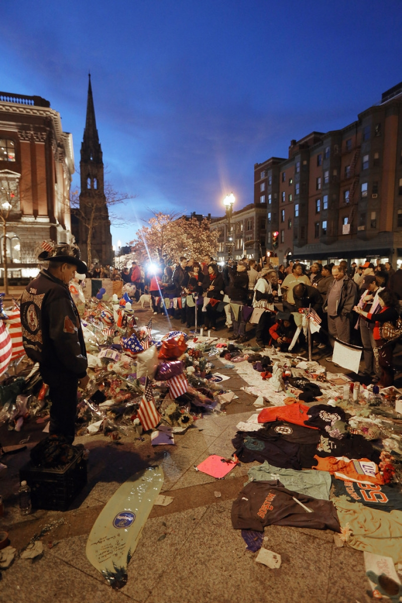 Boston Marathon Bombing Investigation Continues Day After Second Suspect Appr... 35926