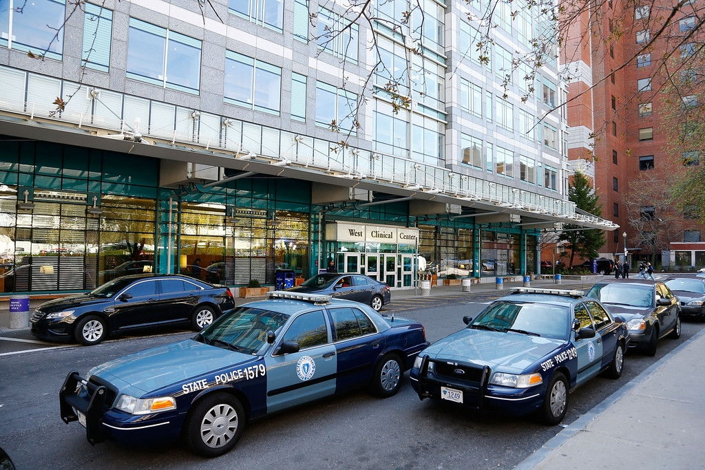 Boston Marathon Bombing Investigation Continues Day After Second Suspect Appr... 35989