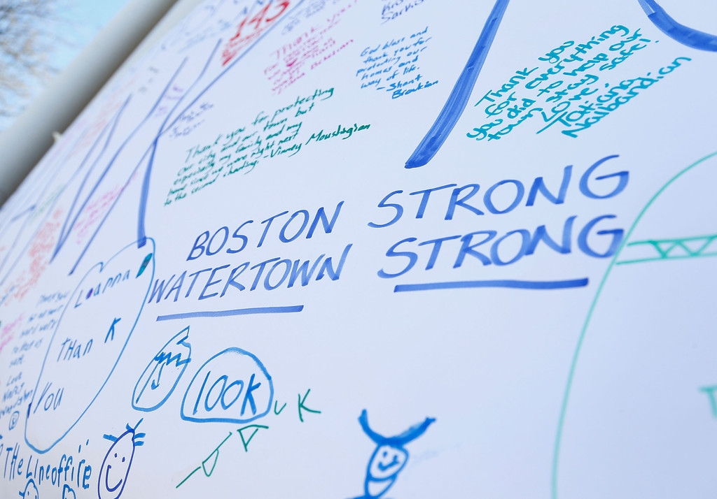 Boston Marathon Bombing Investigation Continues Day After Second Suspect Appr... 36023