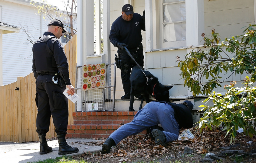 Boston Marathon Bombing Investigation Continues Day After Second Suspect Appr... 36056