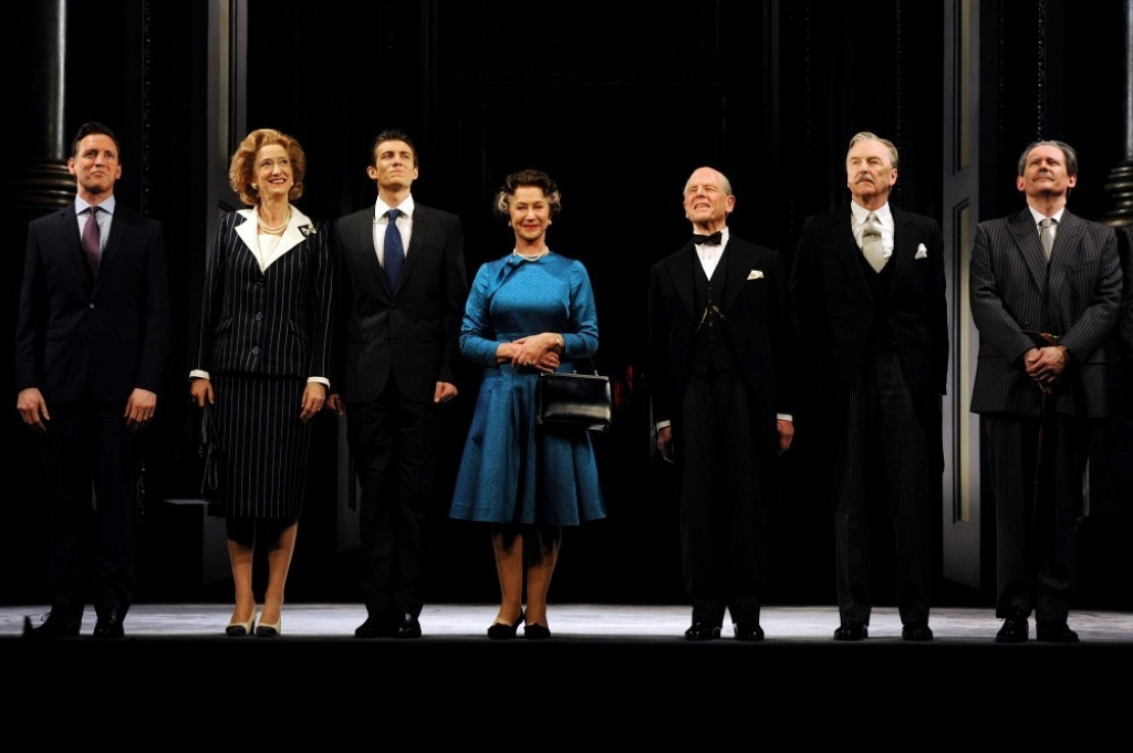 'The Audience' Curtain Call 36152