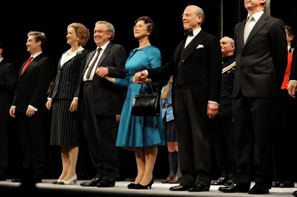 'The Audience' Curtain Call 36221