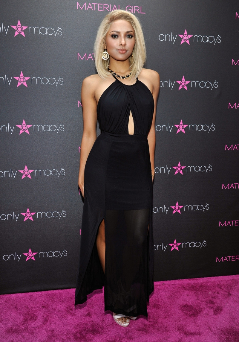 Celebs at the Macy's Retrospective of Madonna 36325