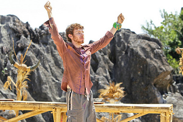 Sole survivor: John Cochran, known in the world of 'Survivor' 36404