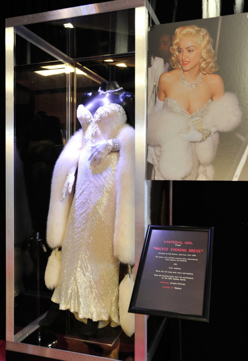 Celebs at the Macy's Retrospective of Madonna 36416