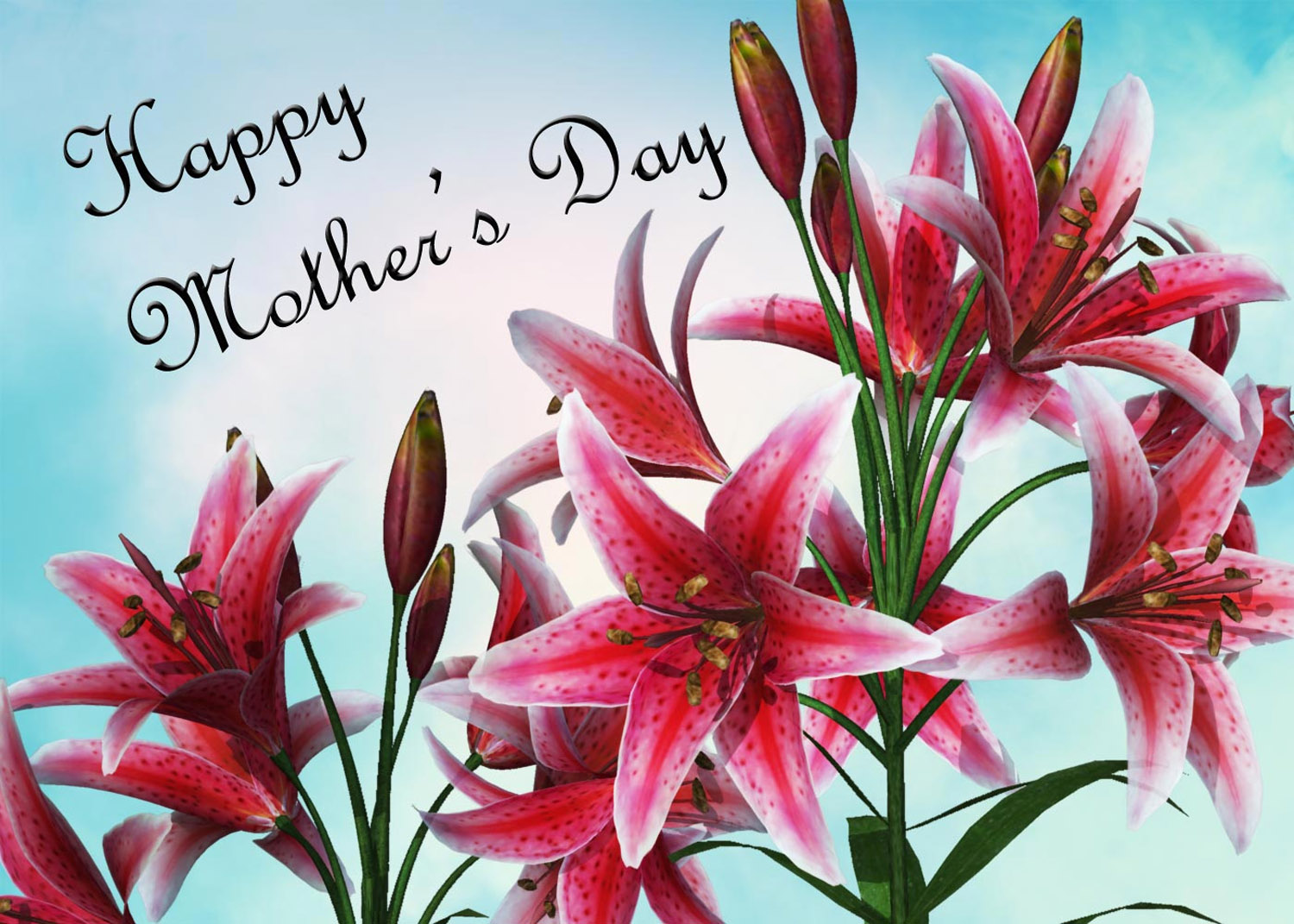 Happy Mother's Day  Cards 36451