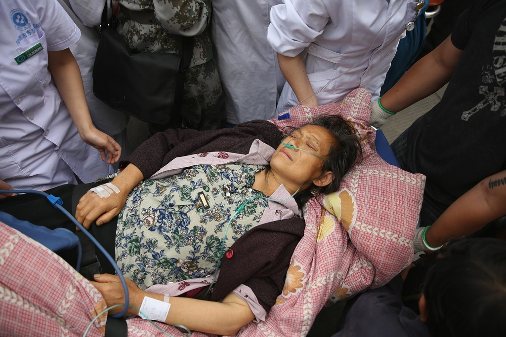 Over 150 Dead, Thousands Injured as Strong Earthquake Hits Sichuan Province 36516