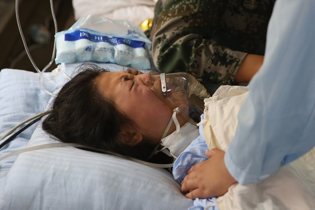 Over 150 Dead, Thousands Injured as Strong Earthquake Hits Sichuan Province 36531