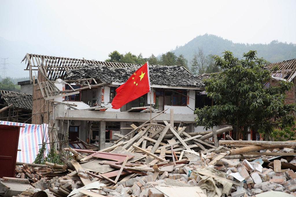 Over 150 Dead, Thousands Injured as Strong Earthquake Hits Sichuan Province 36563