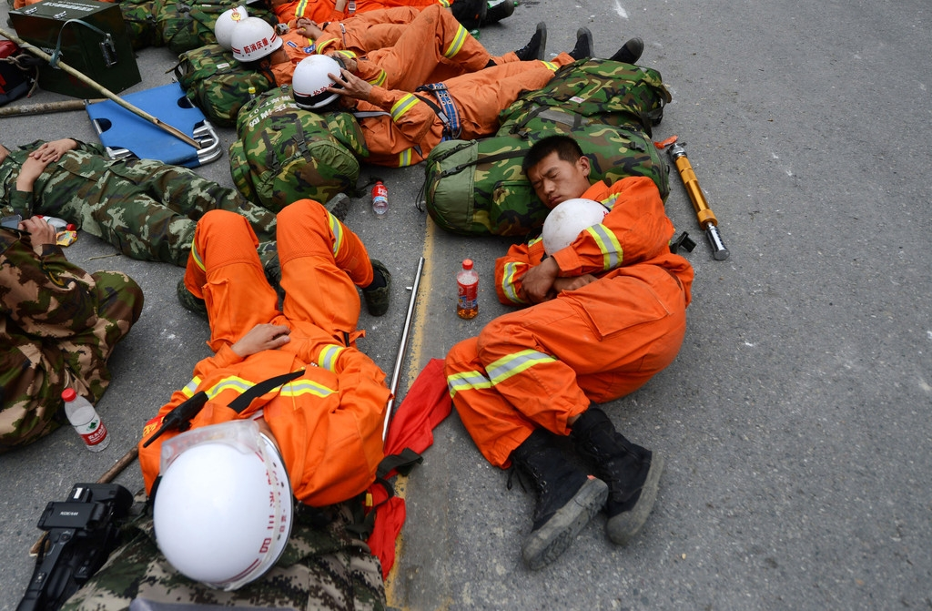 Over 150 Dead, Thousands Injured as Strong Earthquake Hits Sichuan Province 36604