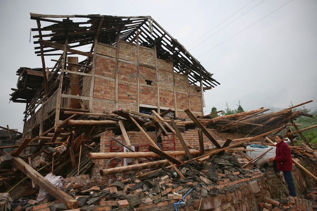Over 150 Dead, Thousands Injured as Strong Earthquake Hits Sichuan Province 36623