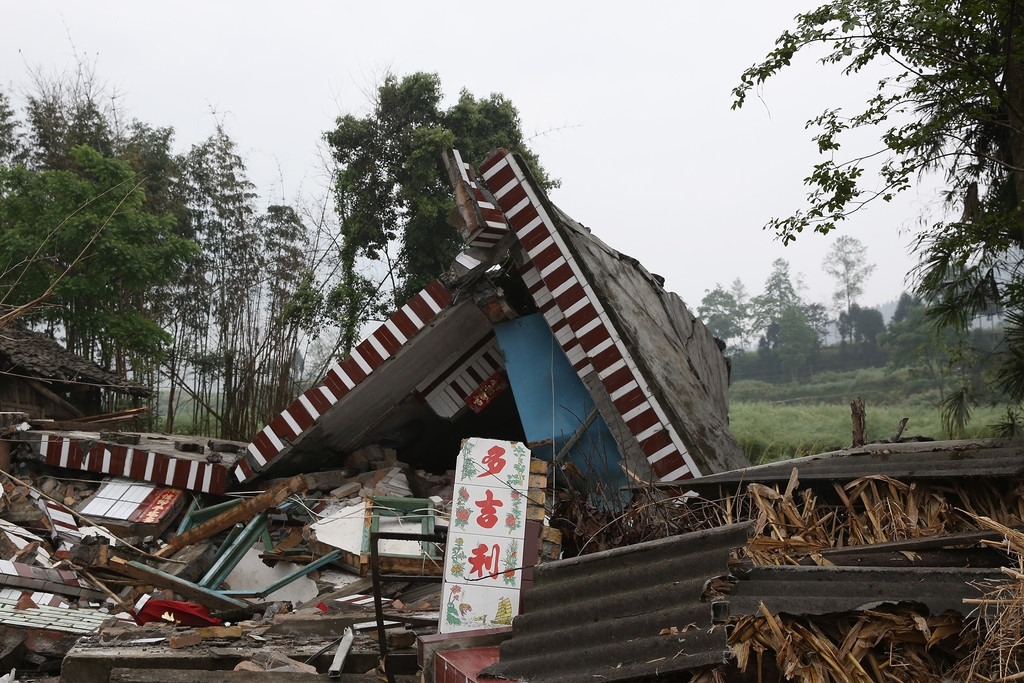 Over 150 Dead, Thousands Injured as Strong Earthquake Hits Sichuan Province 36630