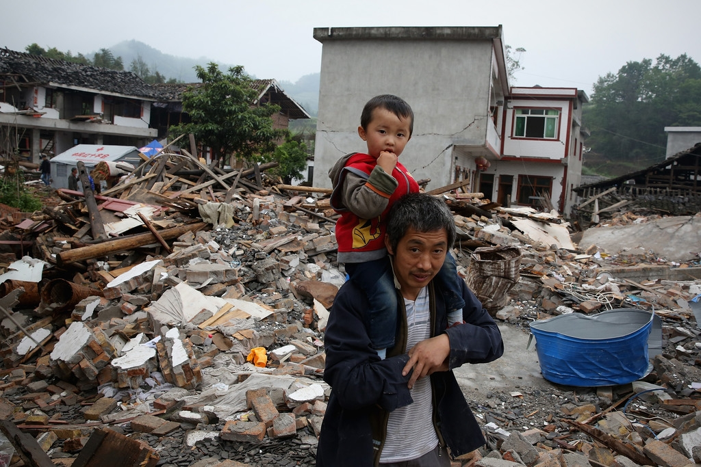 Over 150 Dead, Thousands Injured as Strong Earthquake Hits Sichuan Province 36640