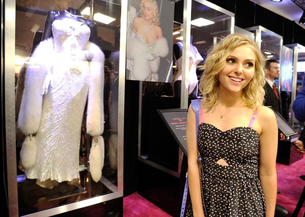 Celebs at the Macy's Retrospective of Madonna 36651