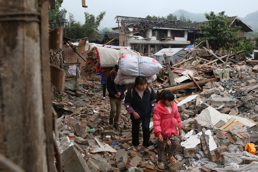 Over 150 Dead, Thousands Injured as Strong Earthquake Hits Sichuan Province 36652