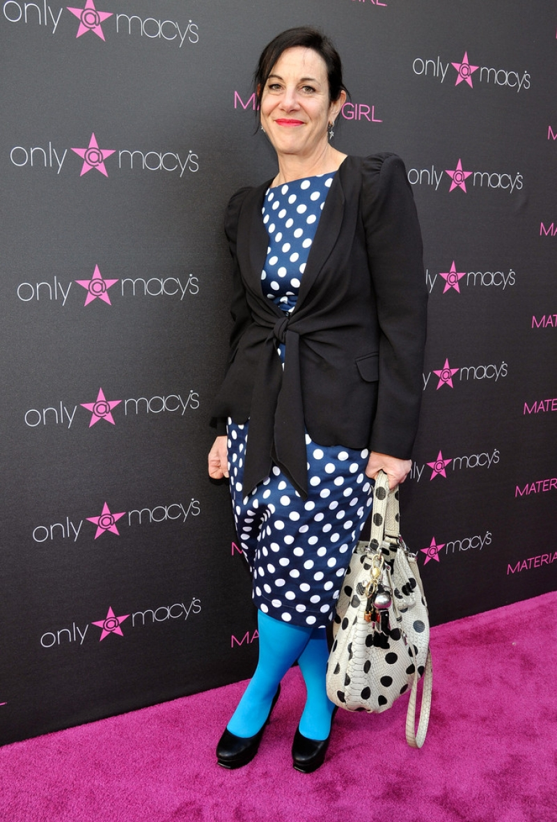 Celebs at the Macy's Retrospective of Madonna 36700