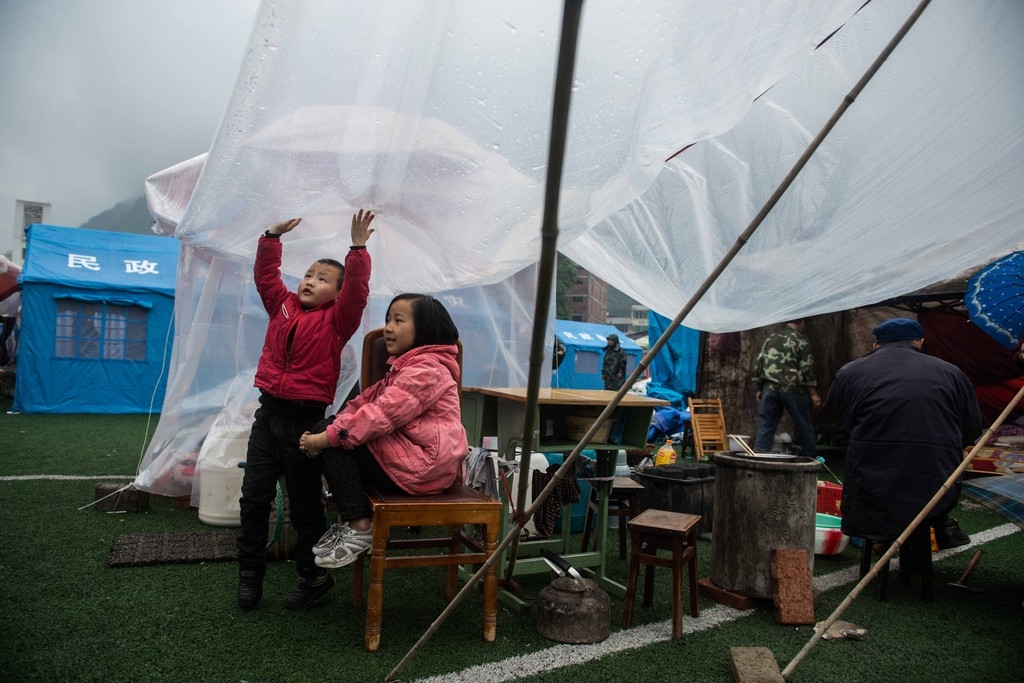 Over 150 Dead, Thousands Injured as Strong Earthquake Hits Sichuan Province 36742