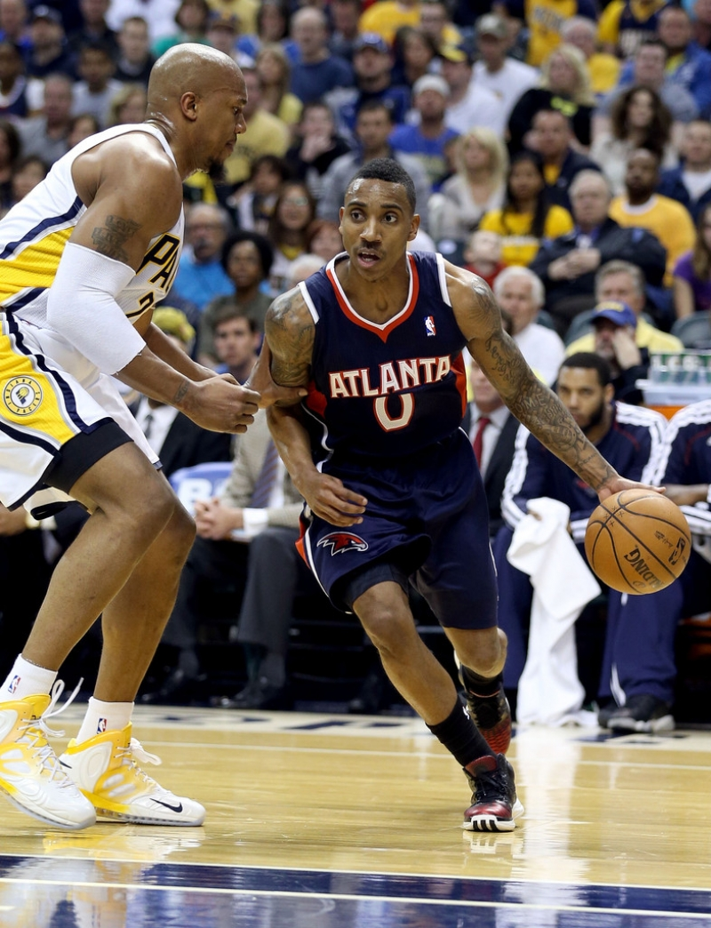 Atlanta Hawks v Indiana Pacers - Game One 36862