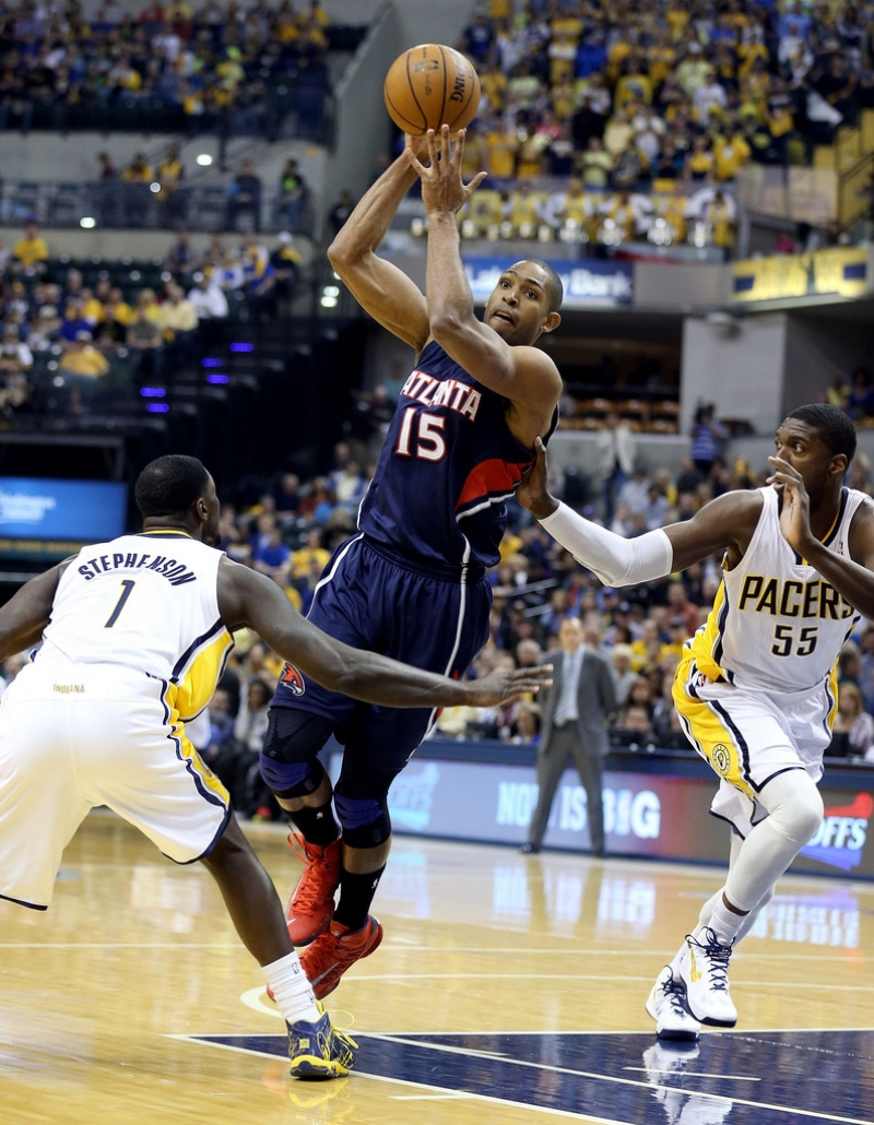 Atlanta Hawks v Indiana Pacers - Game One 36885