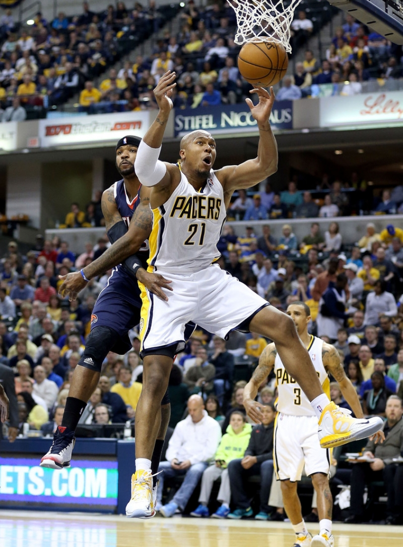 Atlanta Hawks v Indiana Pacers - Game One 36892