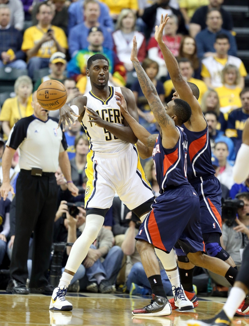 Atlanta Hawks v Indiana Pacers - Game One 36896