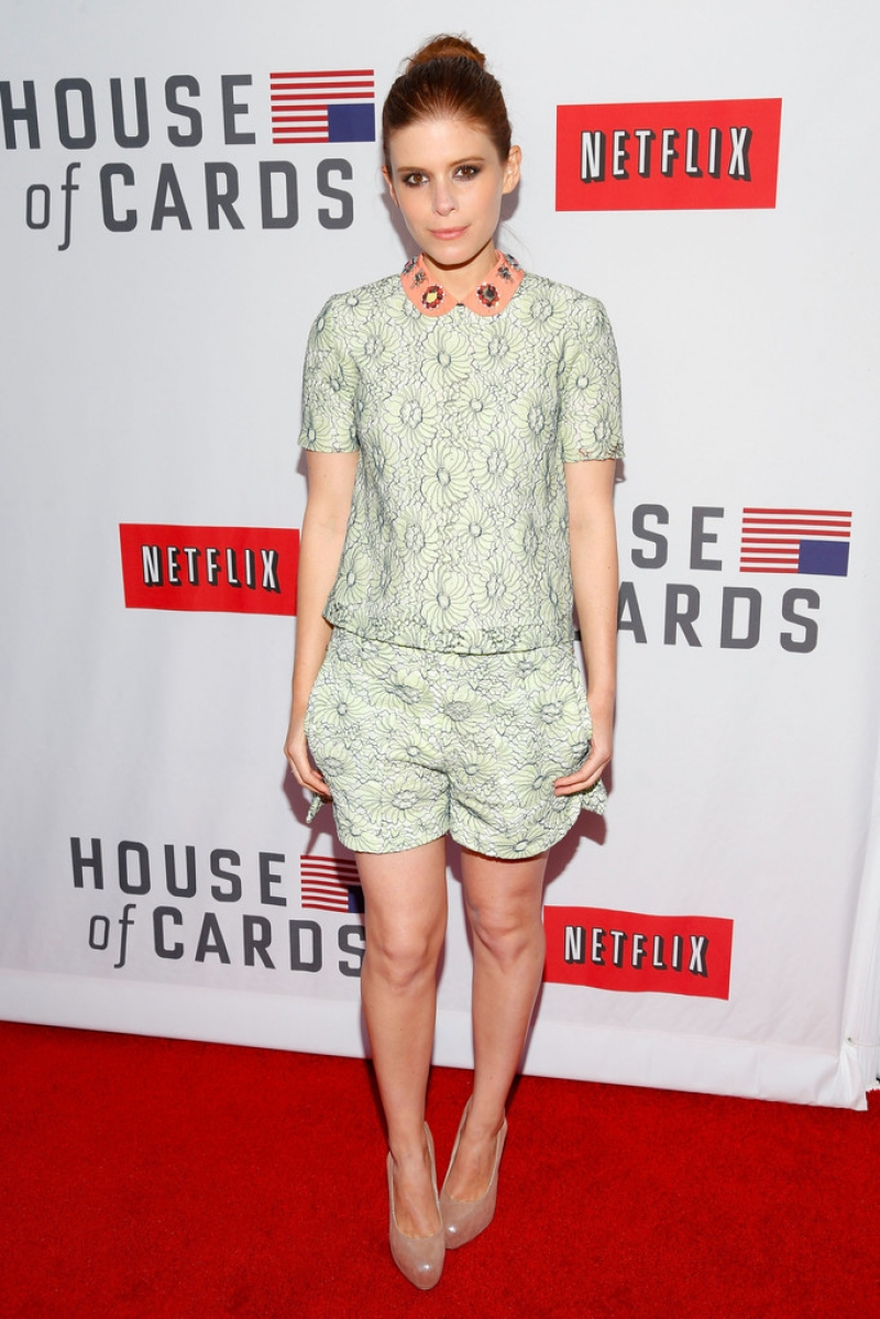 Arrivals at the 'House of Cards' Q&A Event 36902