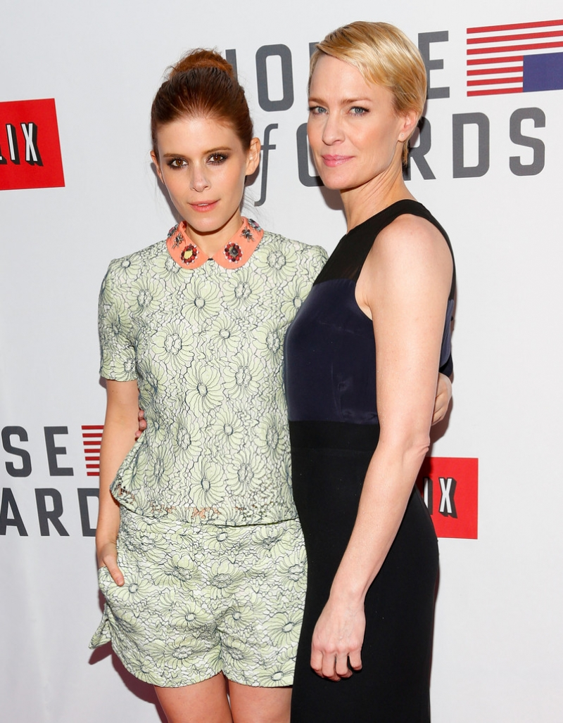 Arrivals at the 'House of Cards' Q&A Event 36904