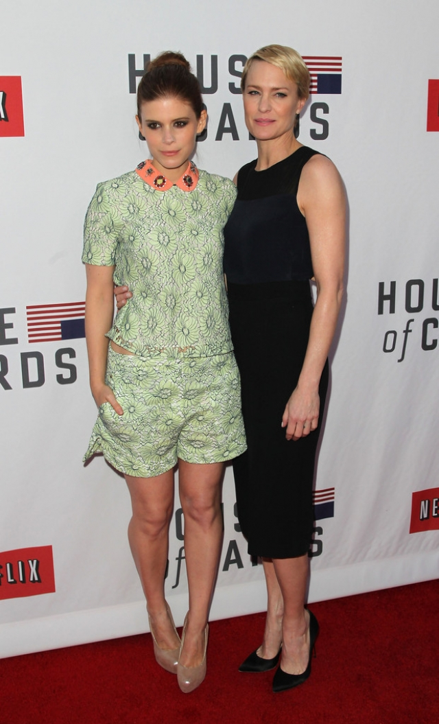 Arrivals at the 'House of Cards' Q&A Event 36910