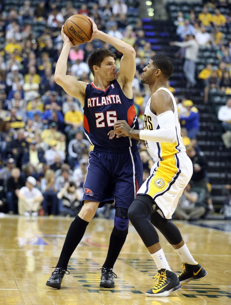 Atlanta Hawks v Indiana Pacers - Game One 36912