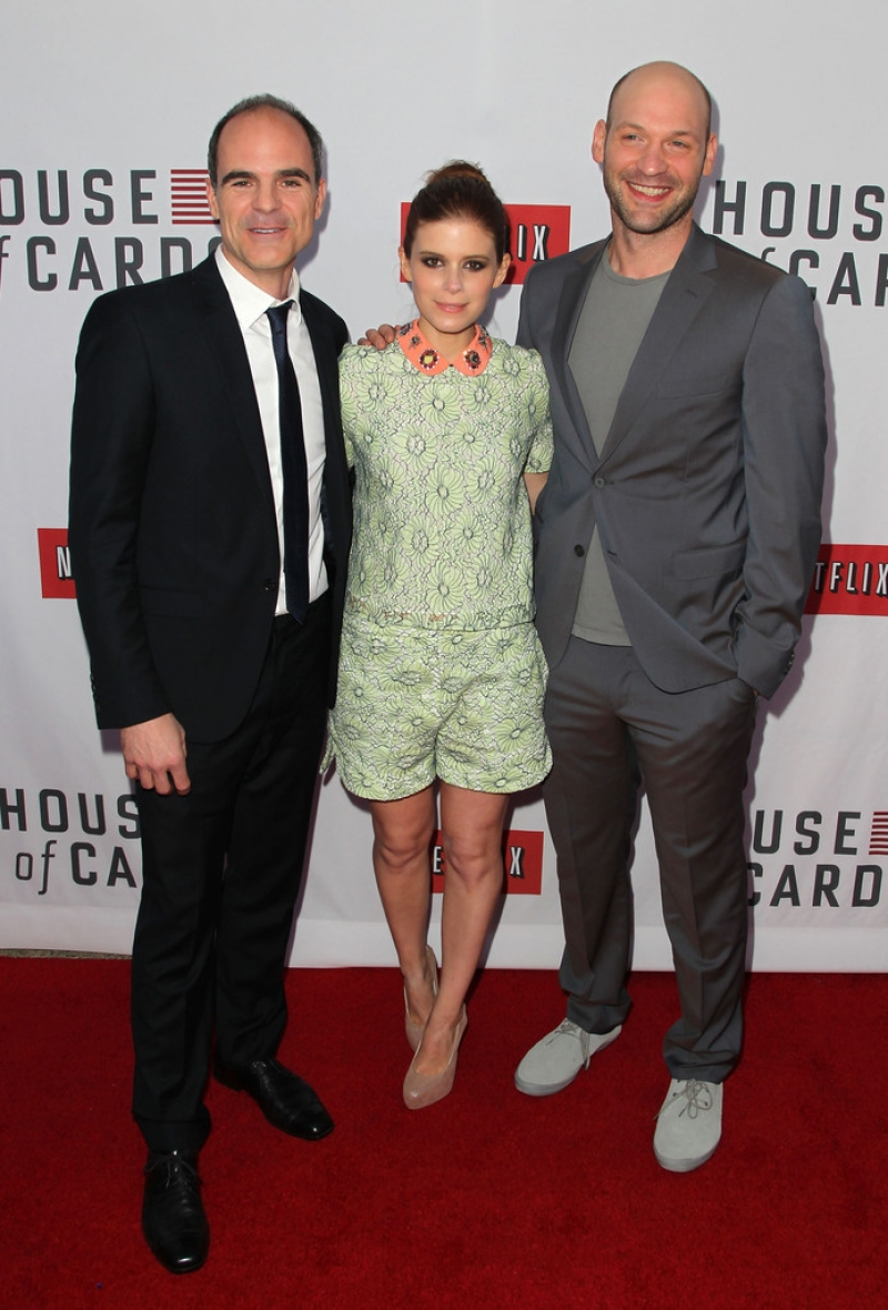 Arrivals at the 'House of Cards' Q&A Event 36915