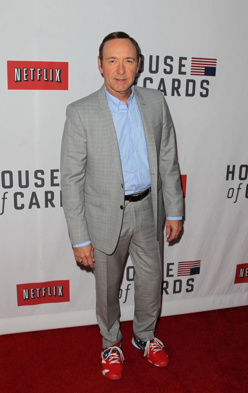 Arrivals at the 'House of Cards' Q&A Event 36916