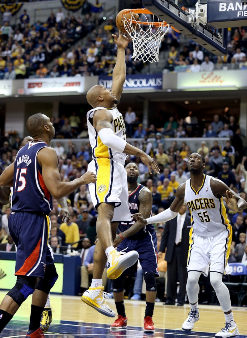 Atlanta Hawks v Indiana Pacers - Game One 36920