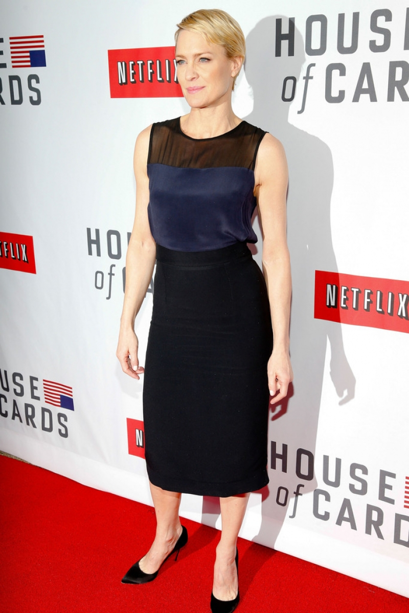 Arrivals at the 'House of Cards' Q&A Event 36939