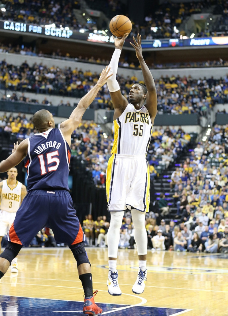 Atlanta Hawks v Indiana Pacers - Game One 36940