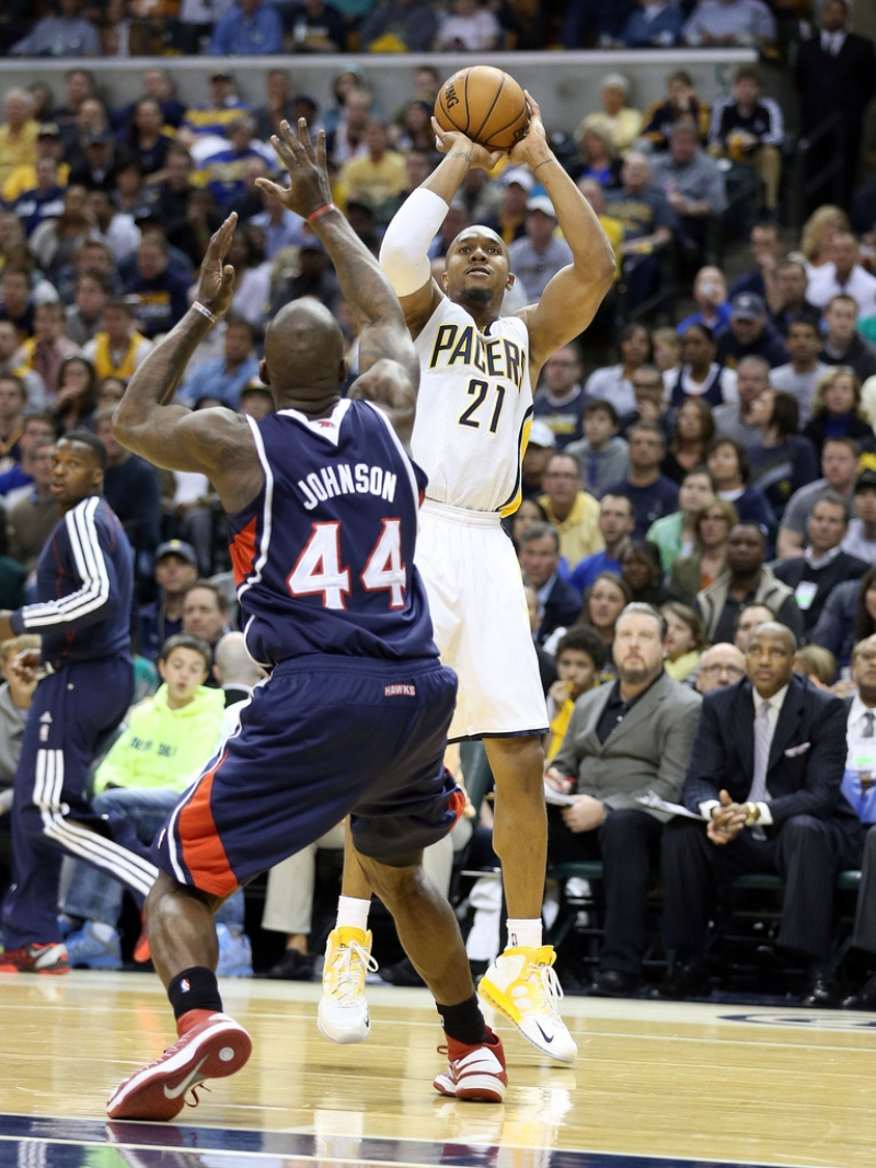 Atlanta Hawks v Indiana Pacers - Game One 36946
