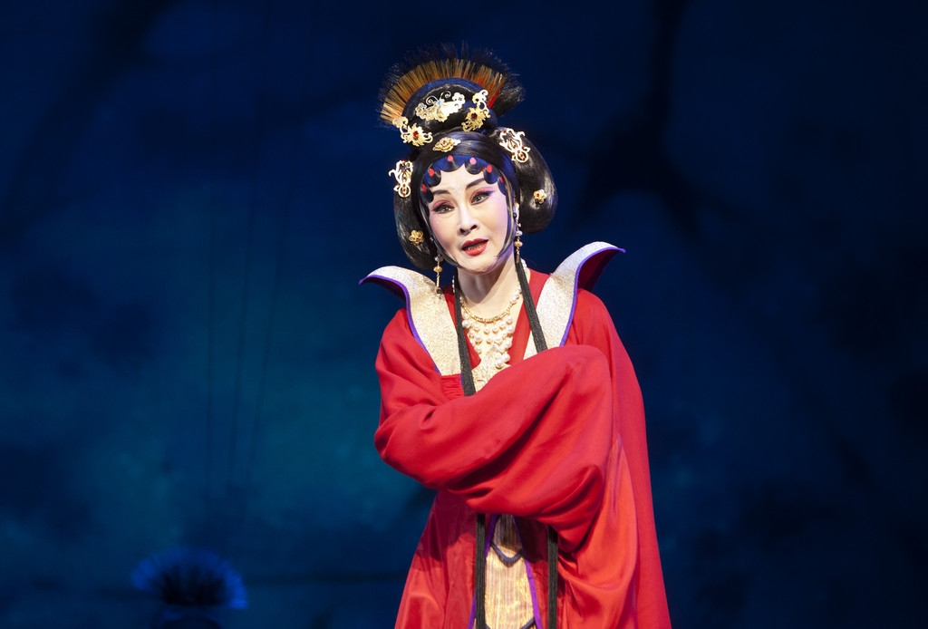 Taiwan Guoguang Opera Company - Photo Call 36949
