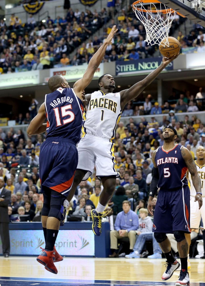 Atlanta Hawks v Indiana Pacers - Game One 36950