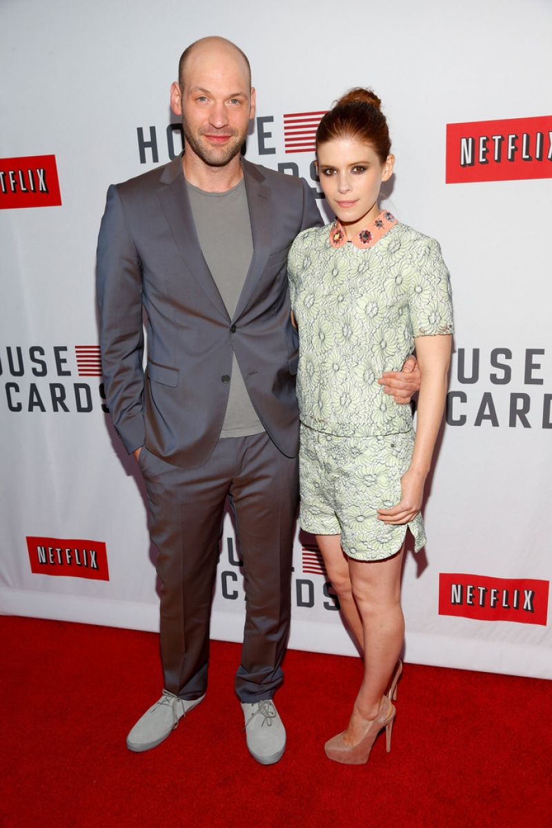 Arrivals at the 'House of Cards' Q&A Event 36954