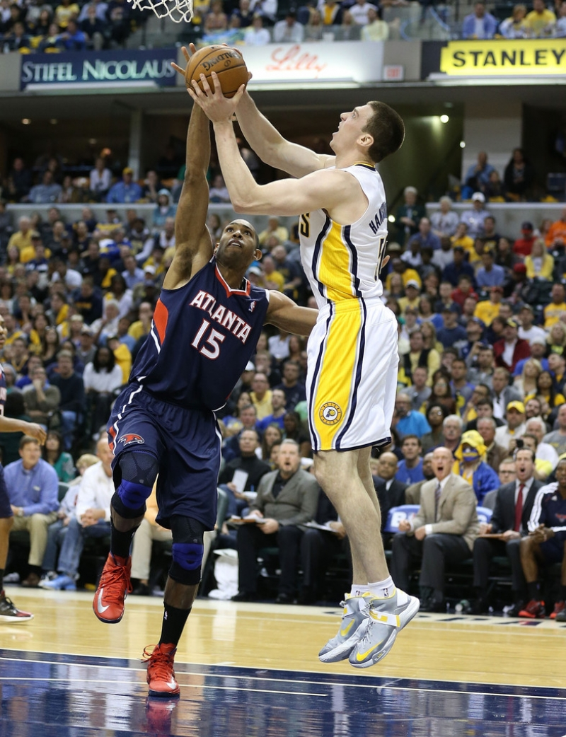 Atlanta Hawks v Indiana Pacers - Game One 36955