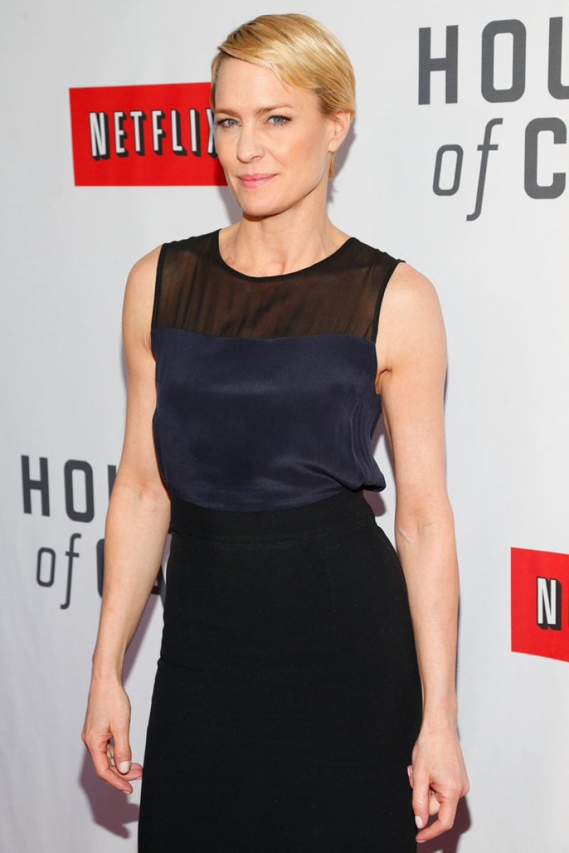 Arrivals at the 'House of Cards' Q&A Event 36958