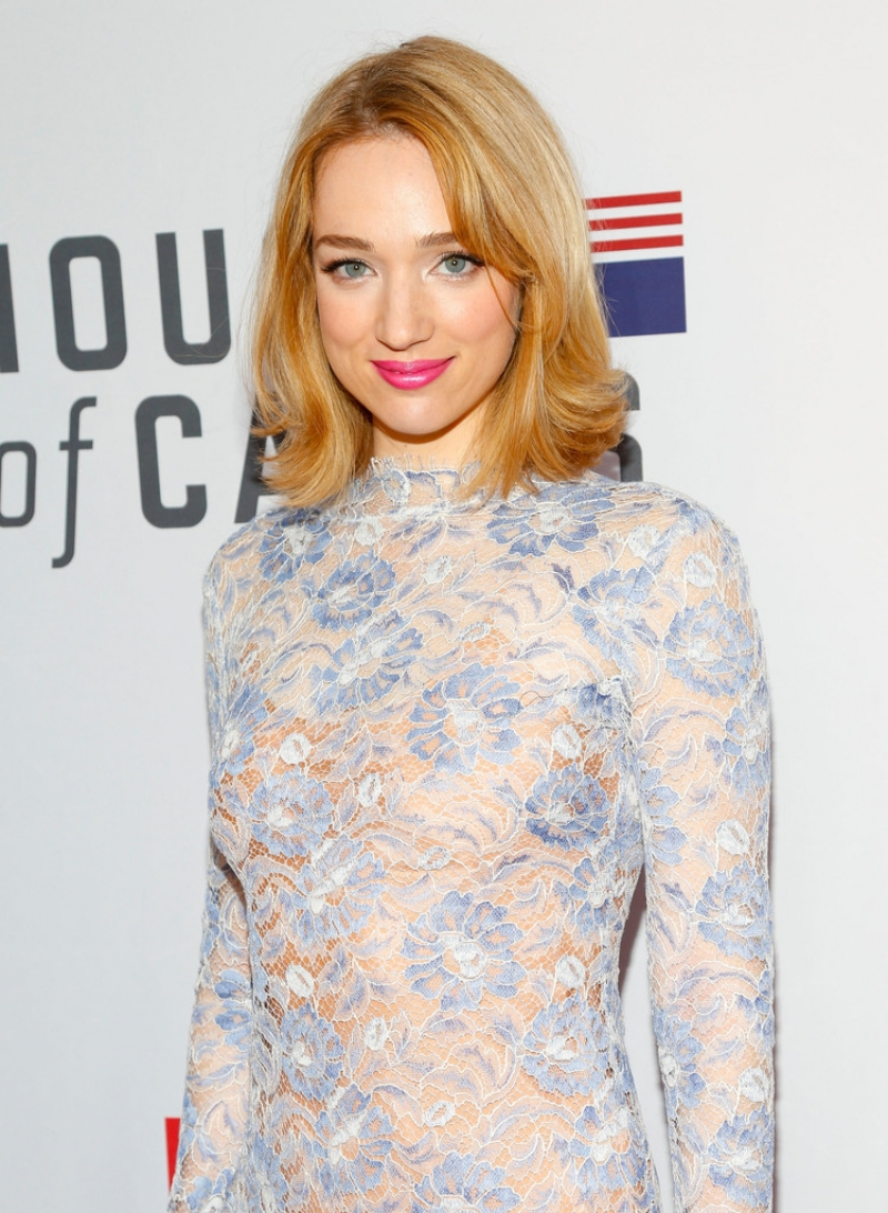Arrivals at the 'House of Cards' Q&A Event 36972