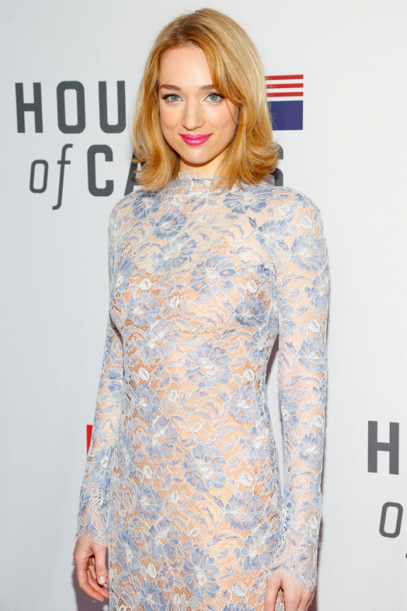 Arrivals at the 'House of Cards' Q&A Event 37022