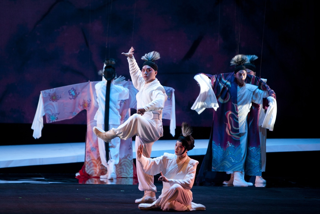 Taiwan Guoguang Opera Company - Photo Call 37032