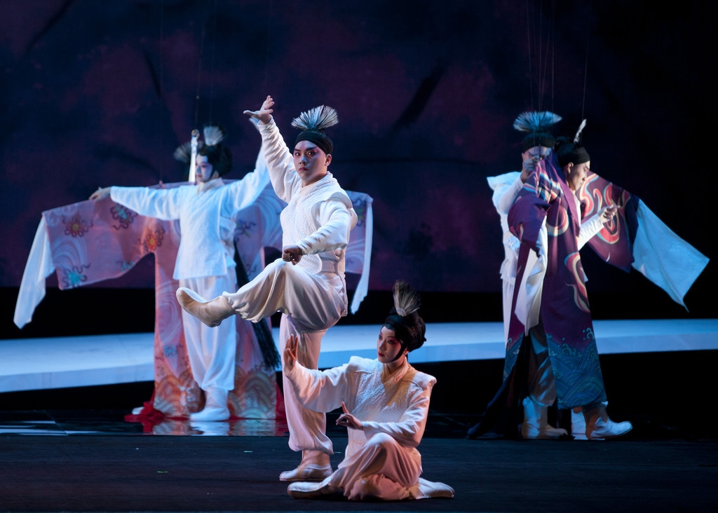 Taiwan Guoguang Opera Company - Photo Call 37034